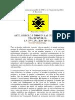 Federico González - Arte, Símbolo y Mito en las Culturas Tradicionales-La civilización Maya