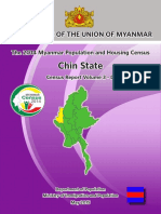 Chin State Census Report - EnGLISH