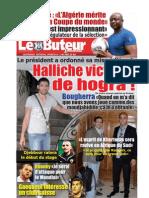 LE BUTEUR PDF du 27/04/2010