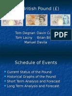 The British Pound