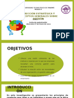 Direccion Estrategica y Conceptos Generales Sobre Gestion-modulo 2