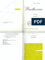 Hatten, RS - Musical Meaning in Beethoven Cap, Glossário e Outros