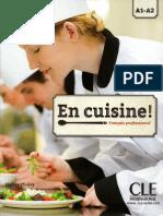 En Cuisine A1-A2 Cl 233 International 2015