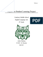 impact project - epidemiology
