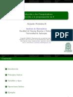 Introduccion a La Programacion en C (CNM-130) - Alejandro Piedrahita H