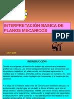 Interpretación Básica de Planos Mecanicos (Ibpm Julio 2004)
