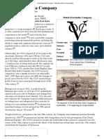 Dutch East India Company - Wikipedia, The Free Encyclopedia