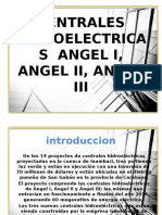 Centrales Hidroelectricas Angel i Angel II