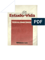 Estudo-Vida de 1 e 2 Tessalonicenses