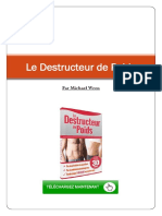 Le Destructeur de Poids Arnaque Ou Fiable - PDF Gratuit