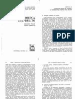 Gómez Benítez, José Manuel - Concepto Penal de Acción y Estructura Jurídica Del Delito