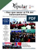 El Popular 340 Órgano de Prensa Oficial del Partido Comunista de Uruguay
