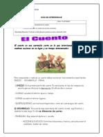 Elcuento_Guía de Lenguaje, El Cuento 1º y 2º BÁSICO