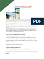 Ahorro de Agua Consejos Prácticos en La Industria