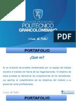 Presentacion y Elementos Portafolio