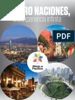 Cartilla Turismo Alianza Pacífico 2014
