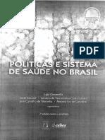 NORONHA, Jose - O Sistema Unico de Saude.pdf