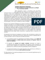 Orientaciones Congreso Pedagógico Municipal 2016