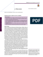 Diabetes and Approaches to Glycemic Treatment