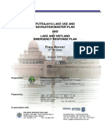 Putrajaya Lake UseMasterPLan