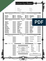 VADemon4 Page Editable