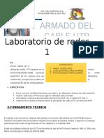 Laboratorio de Redes 1