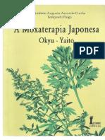 A Moxaterapia Japonesa Okyo - Yaito