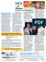 Pharmacy Daily for Mon 21 Mar 2016 - Gold Cross on Maxigesic, Pharmacy CAM sales blasted, MIMS Guild Intern of the Year, Weekly Comment and much more
