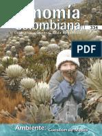 Revista Economia Colombiana No 334