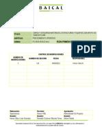 PO-9919-9919-03 Carga, Descarga de Materiales, Estructura y Equipos Con Apoyo de Camion Pluma
