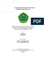 Makalah Pembaharuan Hki Di Brunei; Mukhlisin