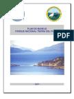 Plan de manejo Parque Nacional Tierra del Fuego