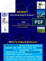 Why Study Natural Science.ppt