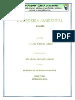 apuntes de clases de ingenieria ambiental