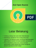 Pssi Goes Open Sources