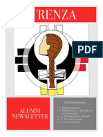 march 2016 - trenza alumni newsletter