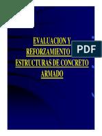 Evaluacion y Reforzamiento Estructural de Estructuras de Concreto Armado - Parte III