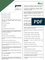 Exercícios e Resumão - PENAL - PROC PENAL - CIVIL - ESTATUTO OAB