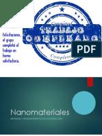 09 Nanomaterales - Expo