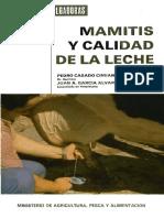 Mamitis y Calidad de La Leche