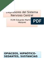 131349605 Depresores Del Sistema Nervioso Central