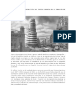 Aspectos de La Construcción Del Edificio Carrión en La Gran Vía de Madrid