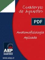 2016 Cuaderno Apuntes Anatomofisiología Aplicada