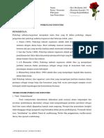 Psikologi Industri - Zico Rochman Afif