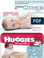 Brief Pa a Les Huggies