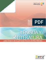 Lengua Literatura