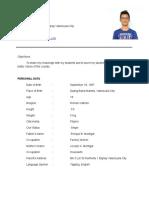resume-ronron  1