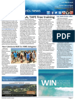 Business Events News for Mon 21 Mar 2016 - EEAA TAFE training, Field of Light, US event tickets, New Caledonia, Miramare, Tasmania and more