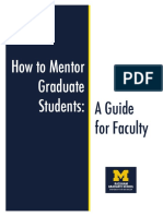 handbook of mentoring for faculty