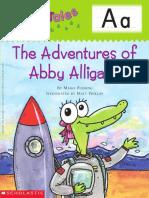 Adventures of Abby Alligator